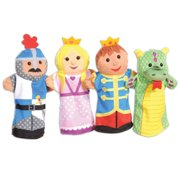 Melissa and Doug Palace Pals Hand Puppets