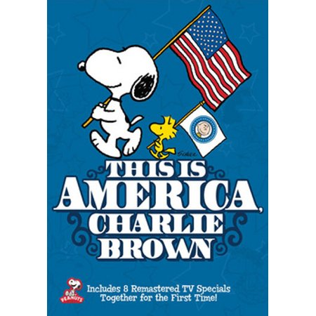 Peanuts: This Is America, Charlie Brown (DVD)](Charlie Brown Halloween Full)