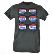 Soda Pop Shades Sunglasses Heather Charcoal Distressed Tshirt Tee XLarge