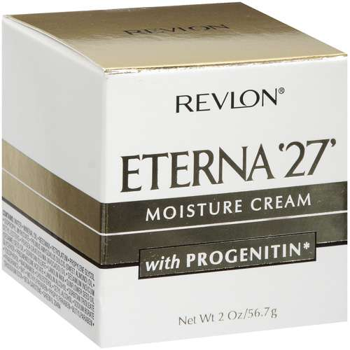 Revlon Eterna '27' Moisture Cream with Progenitin, 2 Oz