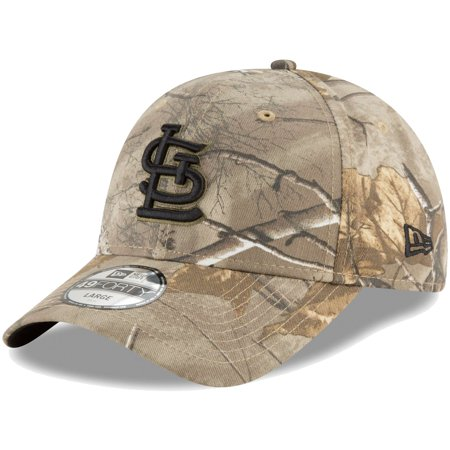 St. Louis Cardinals New Era Realtree 49FORTY Fitted Hat - Camo