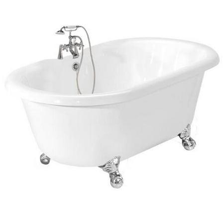 American-Bath-Factory-T080B-CH-Celine-Bathtub-Faucet-White