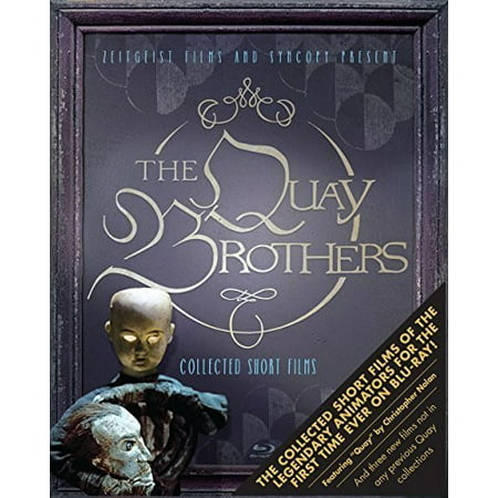 Brothers Grimm Film - Quay Brothers: Collected Short Films (Blu-ray)