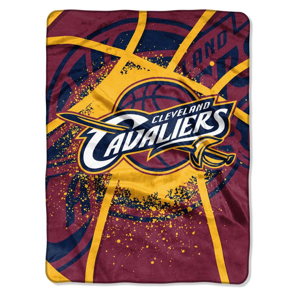 Cleveland Cavaliers Oversize Plush Blanket