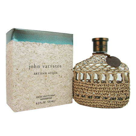 John Varvatos Artisan Acqua for Men 4.2 oz EDT