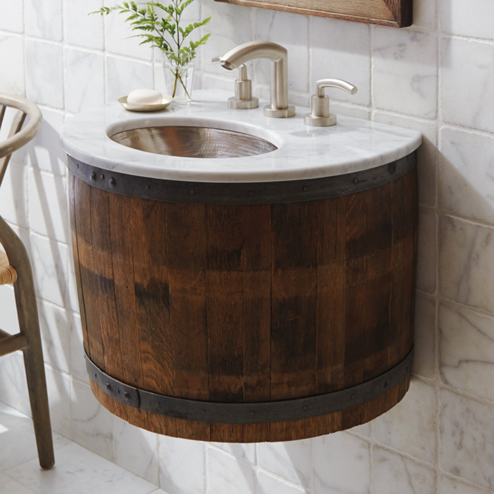 Native Trails Bordeaux Wall Mount Vanity