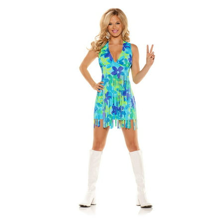 Women's Meadow 70's Costume - 70's Womens Halloween Costume
