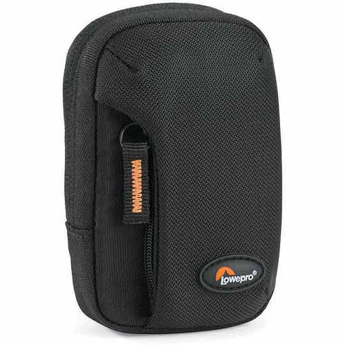 Lowepro Tahoe 10 Slim Profile Camera Pouch, Black