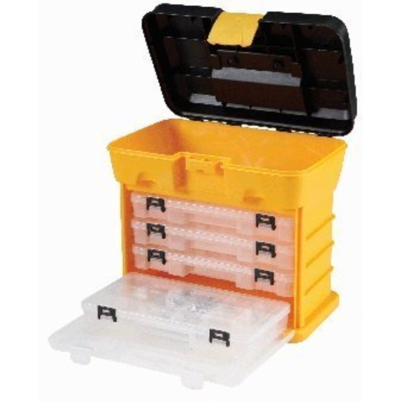 Storehouse Toolbox Organizer with 4 Drawers by