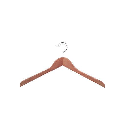 Proman Products Gemini-Concave Coat Hanger (Set of 50)