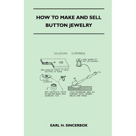 How to Make and Sell Button Jewelry - eBook