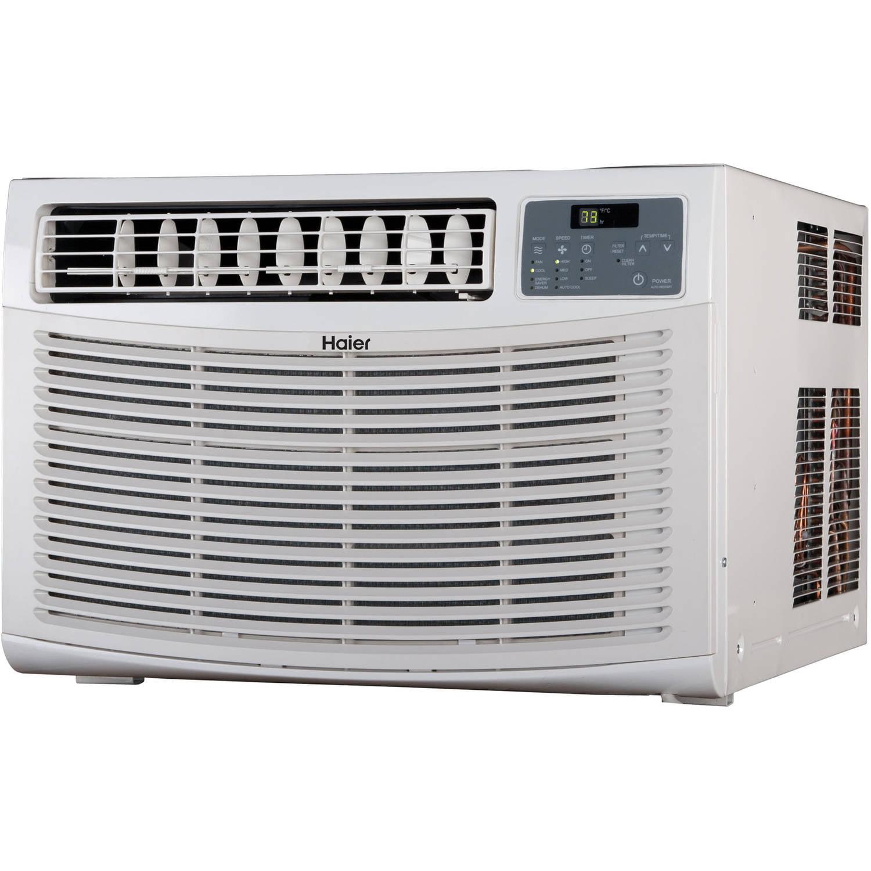 Haier 18,000 Btus Air Conditioner, White, Hwe18vcr L Walmart Com 1966  Mustang Wiring Diagram 18000 Btu Air Con Wiring Diagram