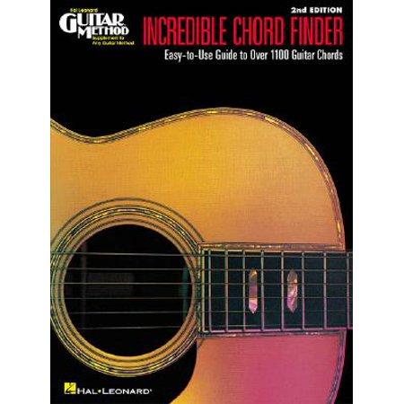 Guitar Note Finder (Incredible Chord Finder - 9 Inch. X 12 Inch. Edition : Hal Leonard Guitar Method)