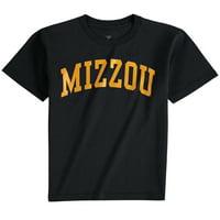 premium selection 0f717 7ce16 Product Image Missouri Tigers Fanatics Branded Youth Basic Arch T-Shirt -  Black