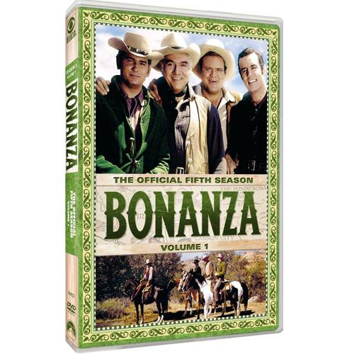 Bonanza: The Official Fifth Season, Volume 1 (Full Frame)