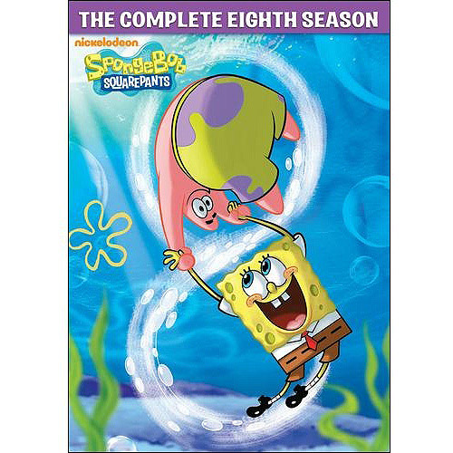 Spongebob Squarepants: The Complete Eighth Season (Full Frame)