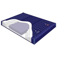 Luxury Support Wave Reduced Hardside Waterbed Mattress
