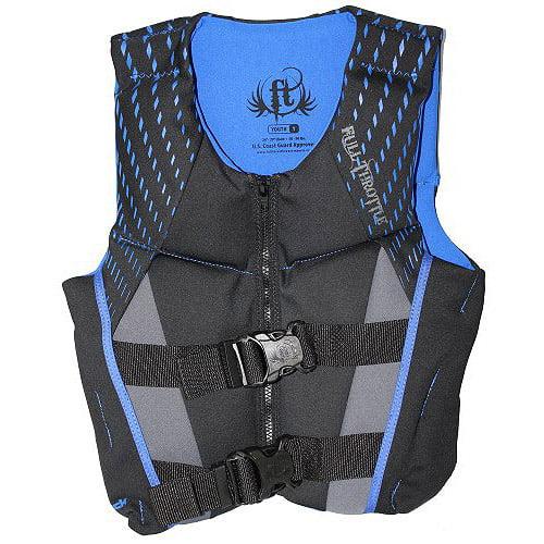 Onyx Youth Hinged Flex-Back Vest