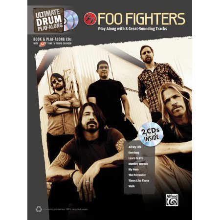 Book Foo Fighters - Ultimate Play-Along: Foo Fighters: Ultimate Drum Play-Along Book/2-CD Pack (Other)