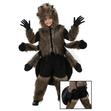 Toddler Furry Spider Costume - Spider Costumes