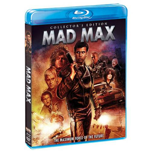 Mad Max (Collector's Edition) (Blu-ray) (Widescreen)