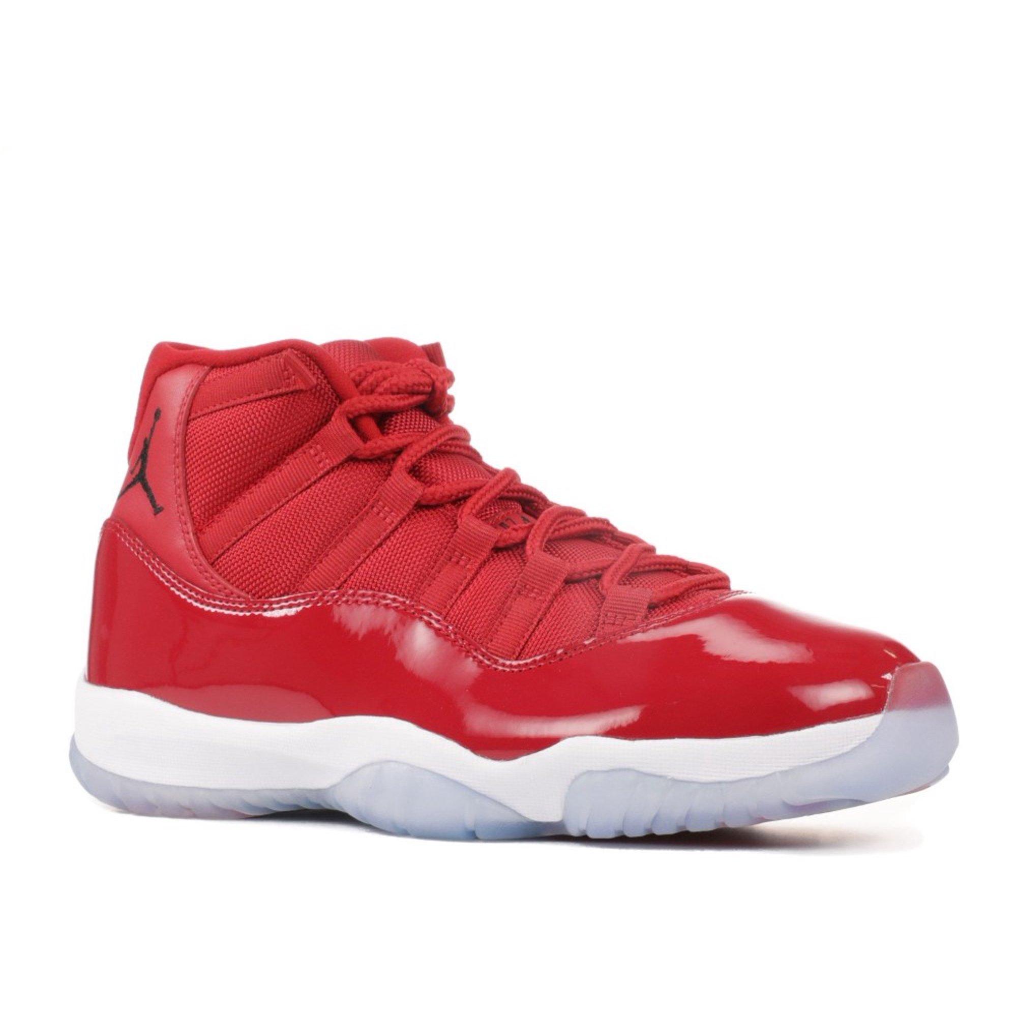 new product 5f1ff 0a51a Air Jordan - Men - Air Jordan 11 Retro 'Win Like 96' - 378037-623 - Size 10