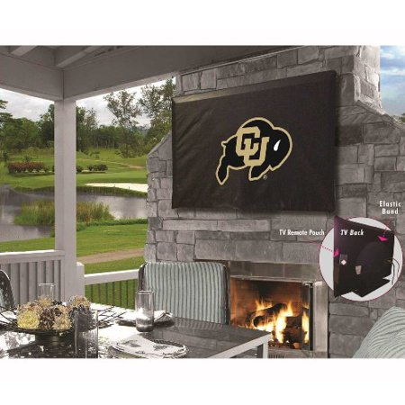 NCAA Outdoor TV Cover by Holland Bar Stool, 60'' x 37'' - Colorado Buffaloes](Standard Bar And Grill Halloween)