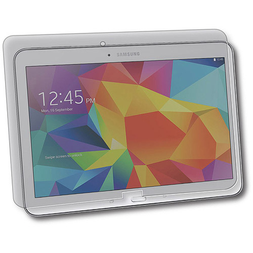 "Symtek TekShield Tempered Glass Screen Protector for 10"" Galaxy Tab 4"
