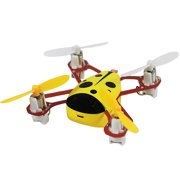 Cheerwing CHEER X1 2.4Ghz 4CH 6-axis Gyro Remote Control Nano Mini 3D Headless RC Quadcopter UFO Drone LCD Screen