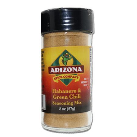 (2Pack) Habanero Green Chile Seasoning Mix