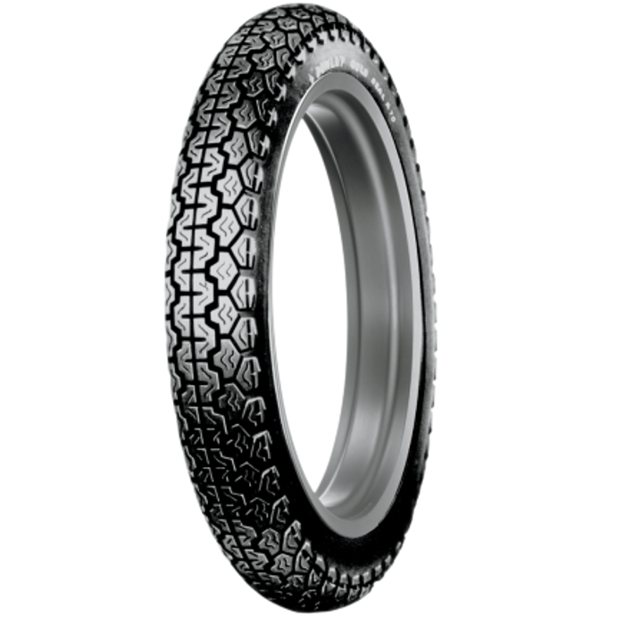 Dunlop K70 Vintage Rear Tire 4.00-18