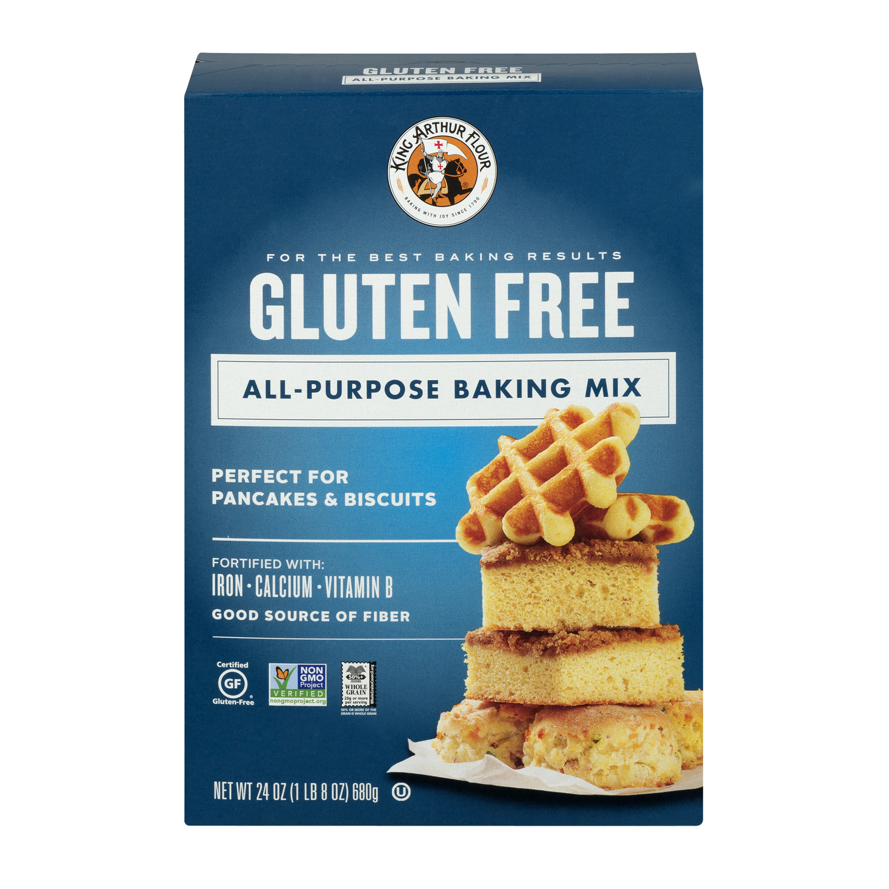 King Arthur Flour All-Purpose Baking Mix Gluten Free, 24.0 OZ