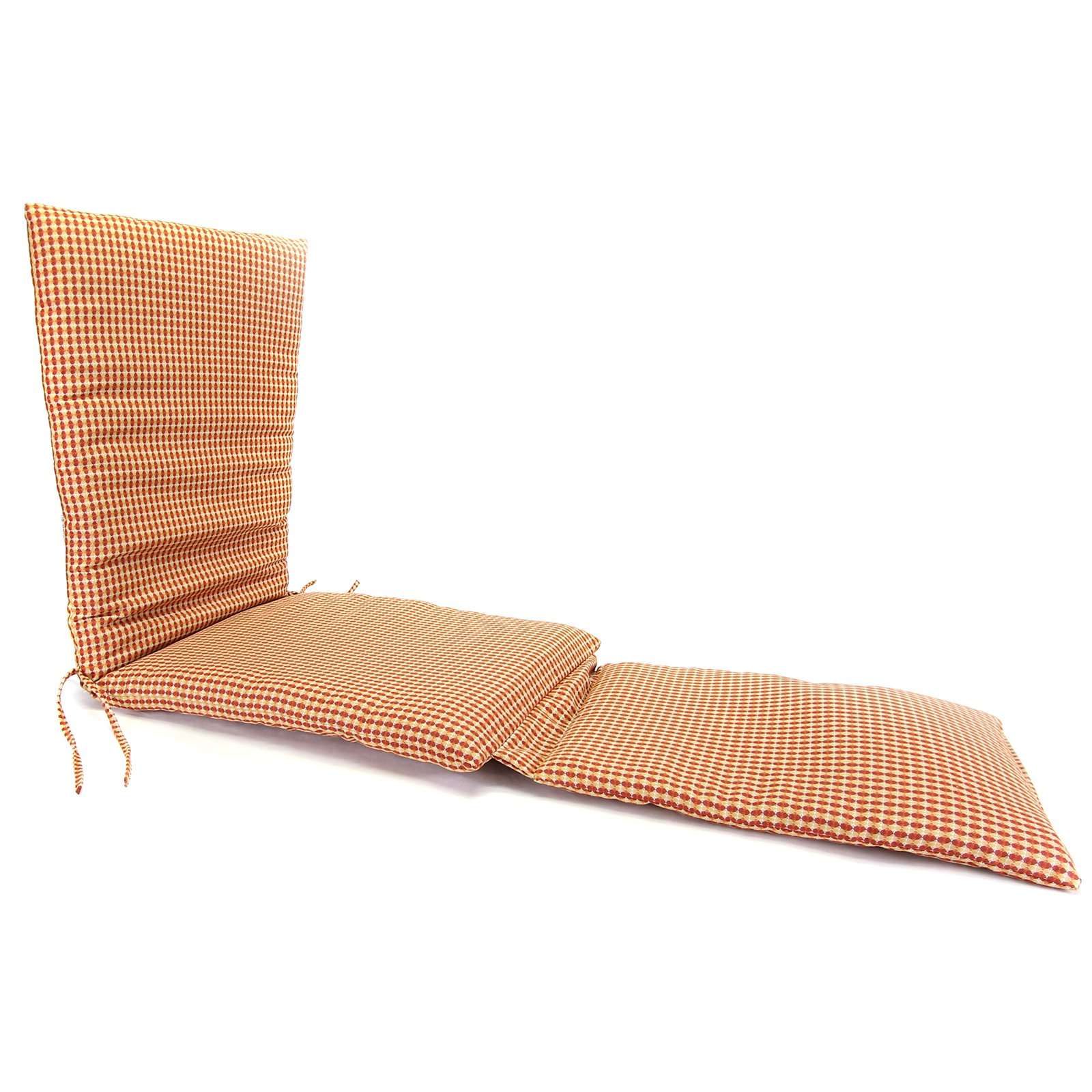 Jordan Manufacturing Outdura Steamer Chaise Cushion