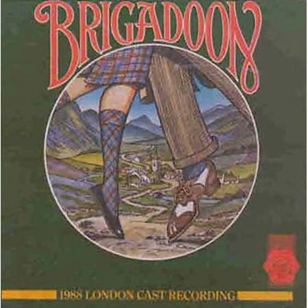 Halloween Cast 1988 (Brigadoon / 1988 London Cast)