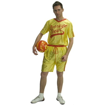Average Joes Deluxe Mens Adult - Average Joe's Gym Halloween Costume