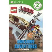 The Lego Movie : Awesome Adventures