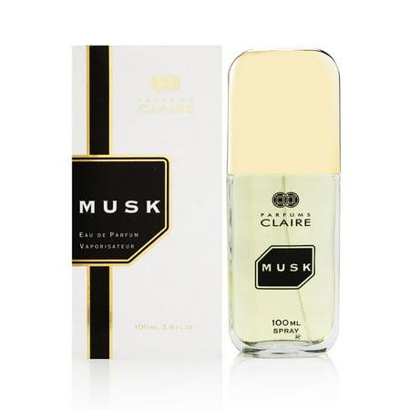Musk by Parfums Claire for Women 3.3 oz Eau de Parfum Spray - Best Buy Eau Claire Wi