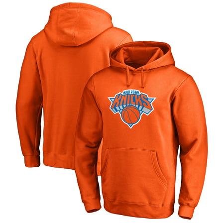 New York Knicks Primary Logo Pullover Hoodie - -