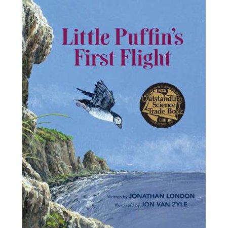 Little Puffin's First Flight (First Flight Proof)