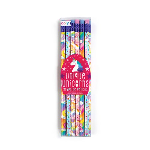 Unique Unicorn Pencils - Set of 12