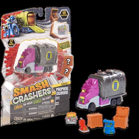 Smash Crashers - Propane Dwayne ()