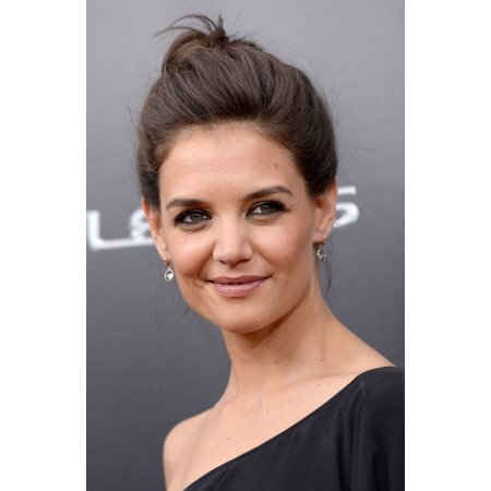 Katie Holmes At Arrivals For 2Nd Annual Life Is Amazing Lexus Short Films Series Premiere Canvas Art     16 X 20