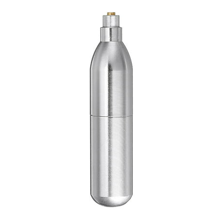 Refillable 12g Unthreaded CO2 Cartridge Gas Cylinder/Adapter