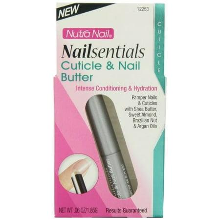 Nutra Nail Nailsentials Cuticle And Nail Butter  0 45 Oz