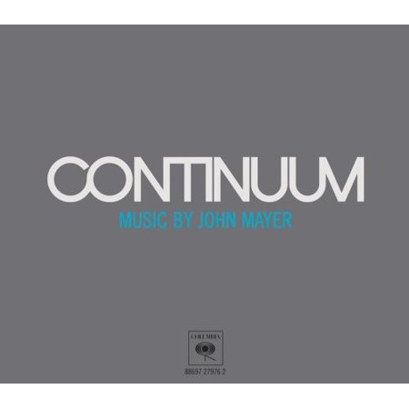 John Mayer - Continuum (CD)