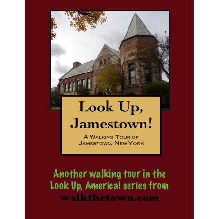 A Walking Tour of Jamestown, New York - eBook - York Halloween Tours