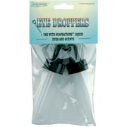 Soapsations Plastic Eye Droppers, 2/Pkg