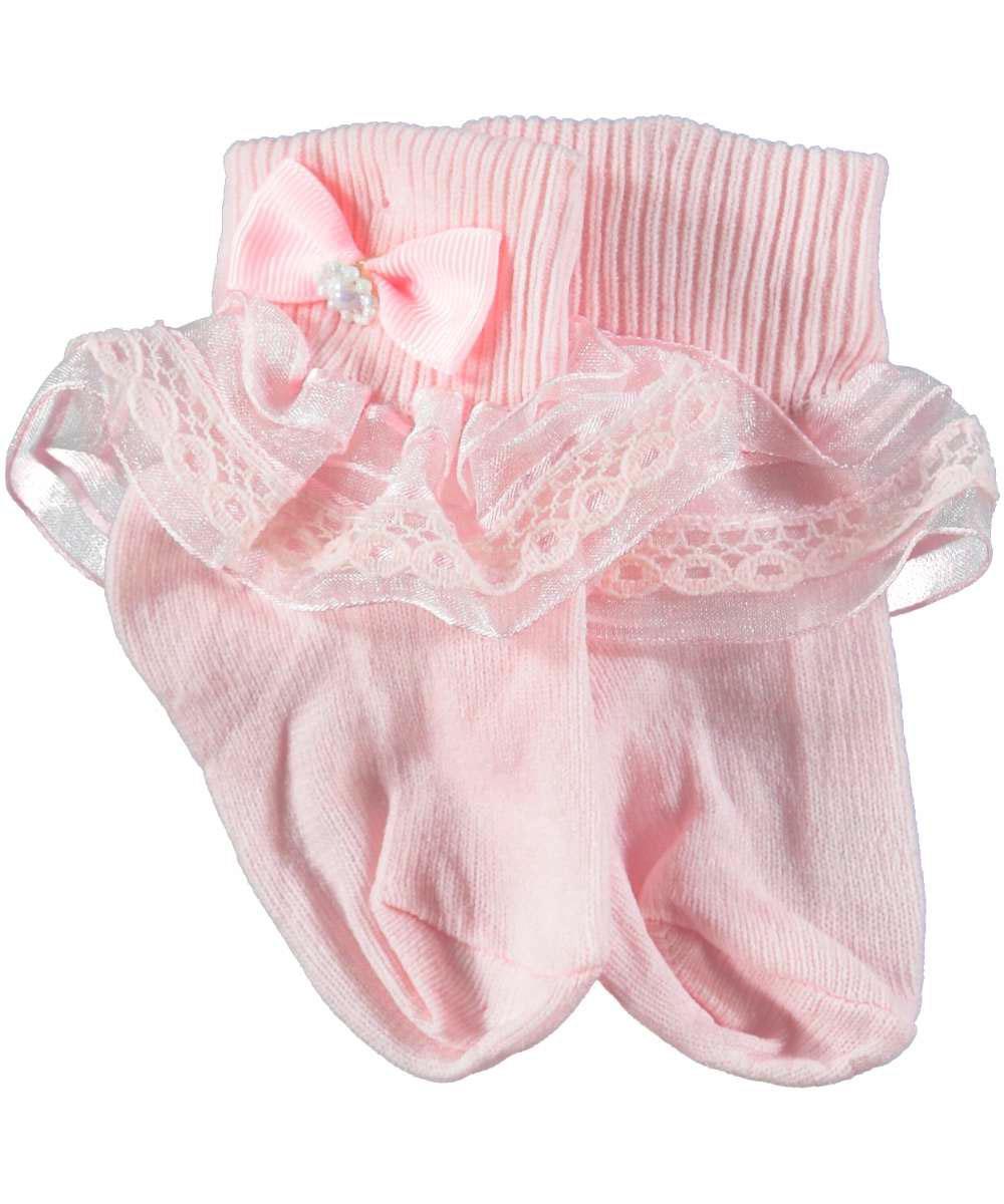 Piccolo Baby Girls' Socks