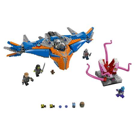 LEGO Super Heroes The Milano vs. The Abilisk (Lego Hero Factory Brain Attack For Sale)