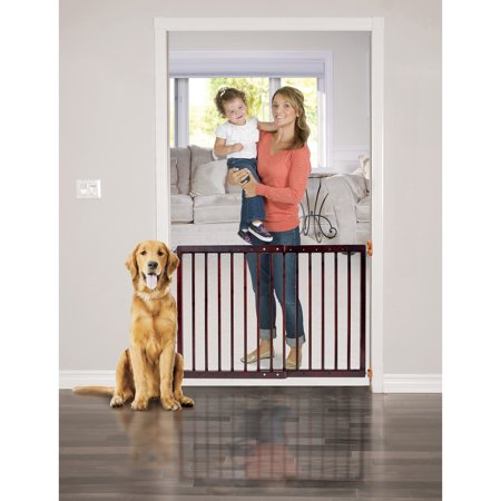 Baby Trend Extending Wood Gate